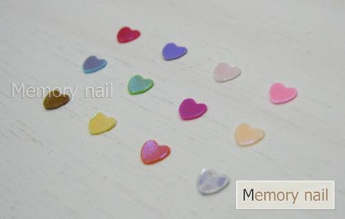 กากเพชรรูปหัวใจ กล่องเล็ก,กากเพชรติดเล็บ,กาเพชรหัวใจ,กากเพชรทรงหัวใจ