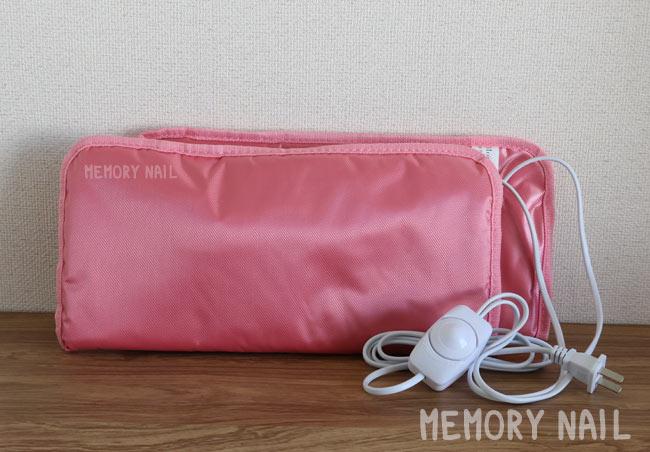 ถุงมือพาราฟินไฟฟ้า Moonlight ปรับระดับความร้อนได้ สีชมพู