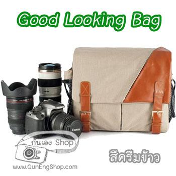 กระเป๋ากล้องแฟชั่นเกาหลี ดูดี Good Looking Bag
