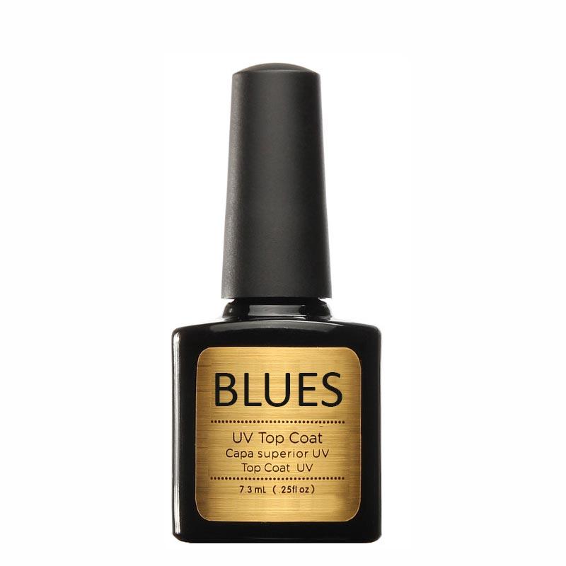 Top coat gel สีเจลทาเล็บ สำหรับเคลือบใส BLUSE