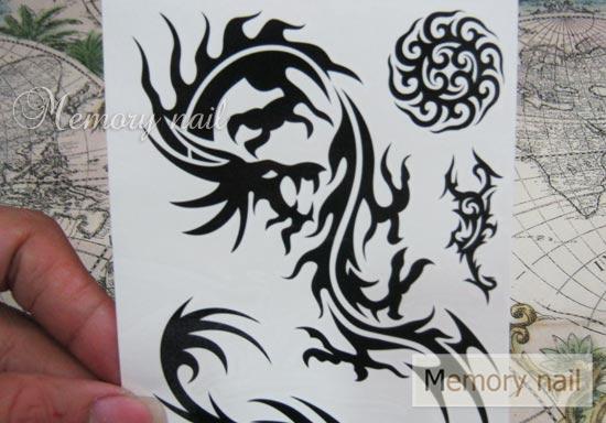 สติ๊กเกอร์แทททู Sticker tattoo