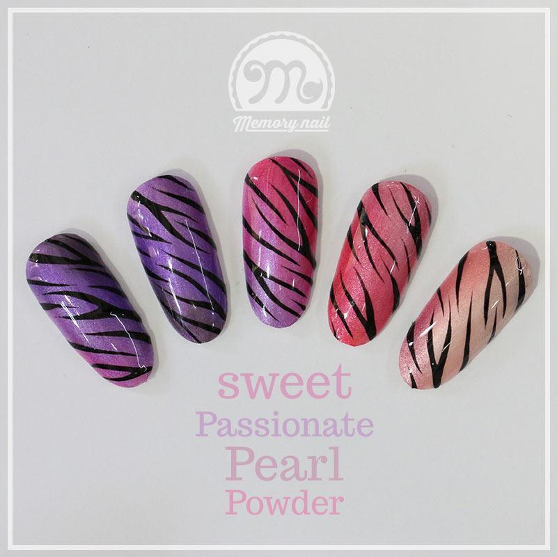ผงมุก,ผงมุกแต่งเล็บ,ผงมุขแต่งเล็บ,ผงมุกโทนสีชมพูม่วง, Sweet Passionate Pearl Powder,อุปกรร์แต่งเล็บ
