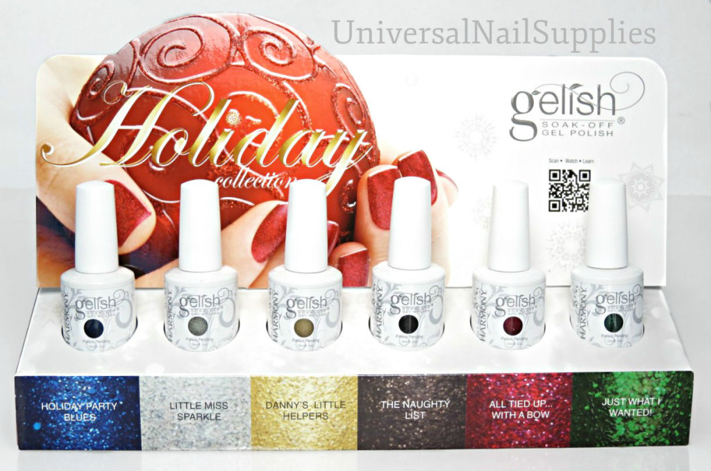 Holiday  สีเจล Harmony Collection Holiday