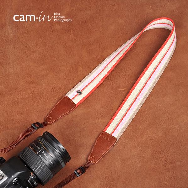 สายคล้องกล้องลายน่ารักๆ cam-in Little Autumn