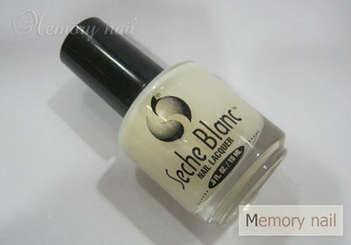 Seche Blanc Nail Lacquer
