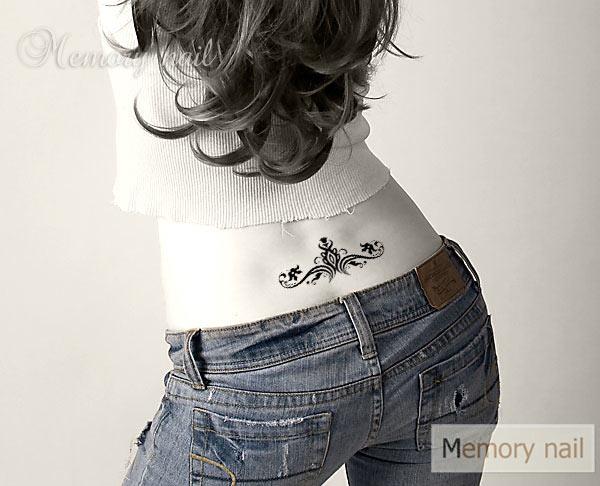 sticker tattoo