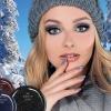 The Snow Escape สีเจล Harmony Collection เลือกสีด้านใน