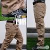 กางเกงยุทธวิธี รุ่น ix9c (เคลือบกันน้ำ) สีน้ำตาล