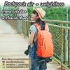 กระเป๋ากล้องเป้ ผ้ากันน้ำ น้ำหนักเบาพิเศษ Camera backpack รุ่น Backpack air - weightless