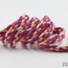 เชือกผ้าถัก สีหวาน [N2] ขนาด 9 มม.