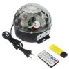 ไฟดิสโก้ MP3 รุ่นใหม่ Remote