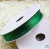 เชือกหางหนู สีเขียว [88] ขนาด 2 มิล [อย่างดี เนื้อนุ่ม]