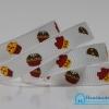 ริบบิ้นผ้า กรอสเกรน Cupcake (ยาว 4.5 หลา)