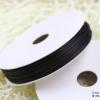 เชือกหางหนู สีดำ [26] ขนาด 2 มิล [อย่างดี เนื้อนุ่ม]