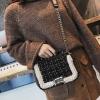 กระเป๋าแฟชั้น ผ้าสไตล์ชาแนล