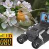 กล้องส่องทางไกล VDO recorder สองตา 12X DT108 Full HD