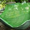 เปลญวน Polyester พร้อมมุ้งกันยุงในตัว