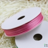 เชือกหางหนู สีชมพู [5] ขนาด 2 มิล [อย่างดี เนื้อนุ่ม]