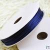 เชือกหางหนู สีน้ำเงิน [25] ขนาด 2 มิล [อย่างดี เนื้อนุ่ม]