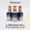 สีเจลทาเล็บ THE KING OF SPADES ชุดใหญ่ 72สี แถมอัลบั้มสี1เล่ม สีสีสวย ขวดสวย ราคาประหยัด