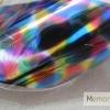ฟอยล์ติดเล็บ รหัส SK Nails foils เลือกสีด้านใน ขนาด 4X40 เซน