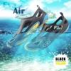 รองเท้าลุยน้ำ แห้งไว EVA Air สีดำ/เหลือง