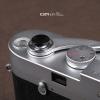 Soft Shutter Release รุ่น 11 mm ปุ่มเว้าลง สีดำ กดง่ายสะดวก สำหรับ Fuji XT20 XT10 XT2 XE2 X20 X100 XE1 Leica ฯลฯ
