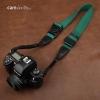 สายคล้องกล้องปรับสายสั้นยาวได้ Cam-in รุ่น Ninja สีเขียว 38 mm
