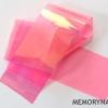 กระดาษแก้วออโรรา Glass Aurora Paper 3 เลือกสีด้านใน