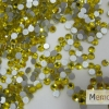 เพชรชวาAA สีเหลือง ขนาด ss6 ซองเล็ก บรรจุประมาณ 80-100 เม็ด
