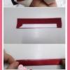 สอน DIY ยางรัดผม แบบสวย ๆ ง่าย ๆ ค่ะ