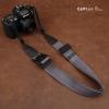 สายคล้องกล้องปรับสายสั้นยาวได้ Cam-in รุ่น Ninja สีเทา 38 mm