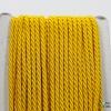 เชือกเกลียว สีเหลืองเข้ม [4] ขนาด 3 mm.