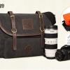 กระเป๋ากล้องสวยๆ งานหนังแท้ Awesome Bag