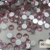 เพชรชวาAA สีชมพูอ่อน ขนาด ss10 ซองเล็ก บรรจุประมาณ 80-100 เม็ด