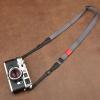 สายคล้องกล้อง รุ่น Universal - กล้อง Mirrorless กล้องฟรุ้งฟริ้งและกล้องเล็ก สีเทา