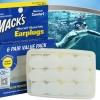 EAR PLUG mack's 6 pairs (waterproof)