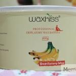 Strip wax (แว๊กซ์ร้อน ใช้ผ้าดึง) แบรนด์ WAXKISS กระป๋อง