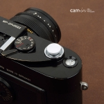 Soft Shutter Release รุ่น 11 mm ปุ่มเว้าลง สีขาว กดง่ายสะดวก สำหรับ Fuji XT20 XT10 XT2 XE2 X20 X100 XE1 Leica ฯลฯ