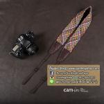 สายคล้องกล้อง cam-in Mosaic Big size