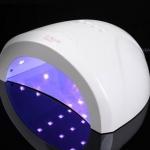 เครื่องอบเจล LED SUN ONE สีขาว 48 วัตถ์ 2 in 1 เพิ่มลดระดับไฟได้