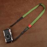 สายคล้องกล้อง รุ่น Universal - กล้อง Mirrorless กล้องฟรุ้งฟริ้งและกล้องเล็ก สีเขียวอ่อน