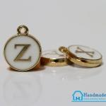 """จี้ ตัวอักษร รูป ตัว """"Z"""""""