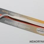 คีมหนีบเพชรอย่างดี ปลายโค้ง VETUS 7-SA