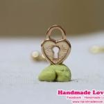 จี้,ตัวห้อยซิปสีทอง locks of love