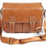 กระเป๋ากล้อง dslr Smart Leather Bag (L)