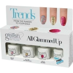 Trends All Glammed Up 3 Color Set + Free Top Coat