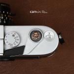 Soft Shutter Release Button รุ่น 10 mm ลายสิงโต เท่ห์ๆ สวยๆ ใช้กับ Fuji XT20 XT10 XT2 XE2 X20 X100 XE1 Leica ฯลฯ