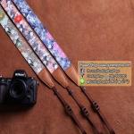 สายคล้องกล้องสวยๆ Flower Watercolor Paintings