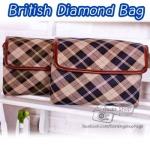 กระเป๋ากล้องเล็ก British Diamond Bag (Pre Order)